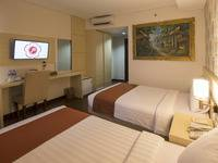 Grand Puri Saron Yogyakarta - Deluxe Twin Bed (Tanpa Sarapan) Same Day Booking Discount