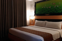 Grand Puri Saron Yogyakarta - Deluxe Double Bed (Tanpa Sarapan) Same Day Booking Discount