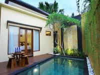 Ardha Chandra Villa Canggu Bali - One Bedroom Pool Villa Weekend Promo
