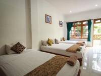 Melati View Hotel Bali - Family Room Regular Plan