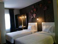 Couleur Hotel Cengkareng - Deluxe Room Only Regular Plan