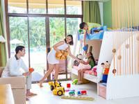 HARRIS Waterfront Batam - HARRIS Family Room Regular Plan