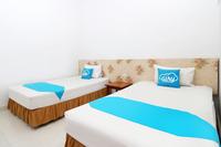 Airy Eco Syariah Kayu Tangi Brigjen Hasan Basri 7 Banjarmasin - Standard Twin Room With Breakfast Special Promo Jan 24