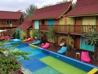 Bleu Verde - I am Colors di Lombok/Gili Trawangan