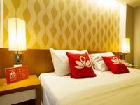 ZenRooms Kuta Sunset Road 2 - Double Room - Sarapan Untuk 2 Orang Regular Plan