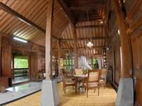 Hills Joglo Villa Semarang - Villa Joglo 4 Regular Plan