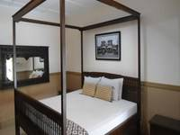 Ndalem Suratin Guest House Yogyakarta - Bougenville Room Regular Plan