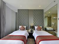 Serela Cihampelas Hotel Bandung - Deluxe Twin With Breakfast                 Regular Plan