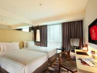 Swiss-Belresidences Kalibata - Deluxe Room Only Regular Plan