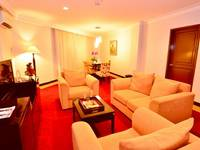 Garden Permata Hotel Bandung - Junior Suite - Seperated Living Room Breakfast