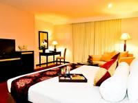 Garden Permata Hotel Bandung - Junior Suite - Seperated Living Room Regular Plan