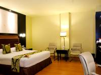 Garden Permata Hotel Bandung - Deluxe Suite No View Without Window Regular Plan