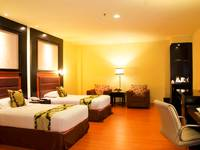 Garden Permata Hotel Bandung - Deluxe Suite No View Room Only No Meals