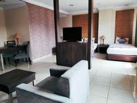 Hotel Alia Matraman Jakarta - Flamboyan Room Regular Plan