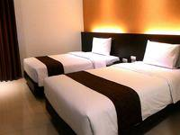 Ardan Hotel Bandung - Deluxe Twin Room Only Regular Plan