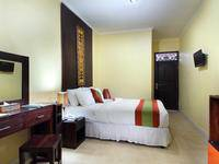 Jimbaran Lestari Hotel   - Deluxe Double Room Regular Plan
