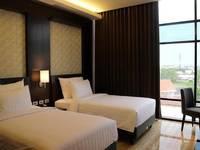 Grand Karlita Hotel Purwokerto Purwokerto - Superior Twin Room  Regular Plan