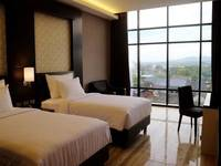 Grand Karlita Hotel Purwokerto Purwokerto - Deluxe Twin Room  Regular Plan
