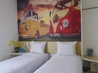 Hotel 88 Kedoya - Superior Twin Room + Breakfast Regular Plan