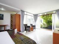 RedDoorz @ Klecung Umalas Bali - RedDoorz Room Regular Plan