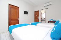 Airy Stasiun Semarang Tawang Letjen Suprapto 44 Semarang - Deluxe Twin Room Only Special Promo Jan 24