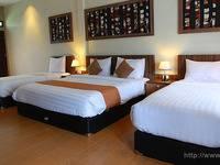 Green Tropical Village Hotel & Resort Belitung - Family Room Regular Plan