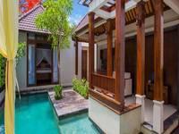 Astagina Resort Villa and Spa Bali - Villa 2 Bed Room Pool Promo Regular 30%