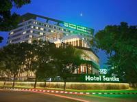 Hotel Santika Premiere Bintaro di Tangerang Selatan/Bintaro