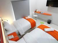 Fizz Hotel Lombok Lombok - Junior Twin Room Only Regular Plan