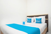 Airy Pasar Baru Selat Panjang 11 Medan - Deluxe Double Room with Breakfast Special Promo Feb 5