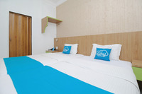 Airy Pasar Baru Selat Panjang 11 Medan - Executive Double Room with Breakfast Special Promo Feb 5
