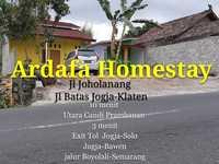Ardafa Homestay