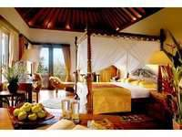 Diwangkara Holiday Villa Beach Resort Bali - Suite Lagoon With Share Pool Regular Plan