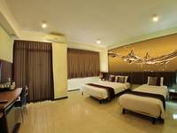 Simply Valore Hotel Cimahi - Deluxe Triple Bed (With 3 Pax Breakfast) Regular Plan
