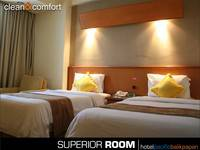 Hotel Pacific Balikpapan - Superior Twin Room Regular Plan