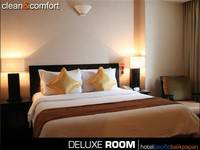 Hotel Pacific Balikpapan - Deluxe Double Room Regular Plan