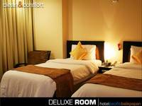 Hotel Pacific Balikpapan - Deluxe Twin Room Regular Plan