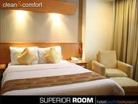 Hotel Pacific Balikpapan - Superior Double Room Only #WIDIH - Pegipegi Promotion
