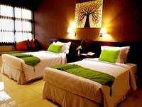 Deview Hotel Batu - Deluxe Twin Regular Plan