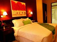 Deview Hotel Batu - Deluxe Double Regular Plan