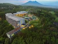 Royal Tulip Gunung Geulis Resort and Golf di Bogor/Gadog