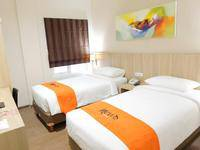 News Hotel Surabaya - Superior Twin Room Regular Plan