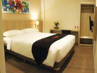 News Hotel Surabaya - Standard Double Room Regular Plan