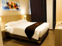 News Hotel Surabaya - Superior Double Room Only Regular Plan