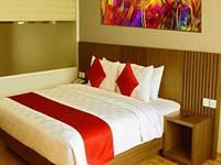 Merapi Merbabu Hotel Bekasi - Deluxe Room Only Regular Plan