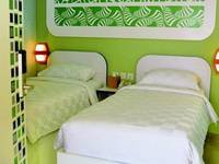 Cordex Hotel Ancol Jakarta - Deluxe Twin Bed Room Regular Plan