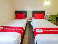 NIDA Rooms Makassar Ahmad Yani - Double Room Double Occupancy Special Promo