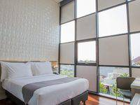Alimar Premier Hotel Surabaya - Deluxe King (Free Breakfast 2 Pax) Non-smoking Regular Plan