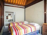 Iwabana Homestay Bali - Twin Bed Room Tanpa TV Regular Plan