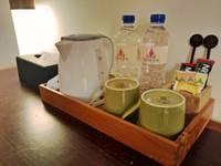 Arsela Hotel Pangkalan Bun Kotawaringin Barat - Superior twin bed (2 bed) Regular Plan
